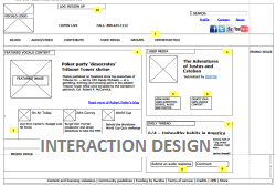 Image of wireframe