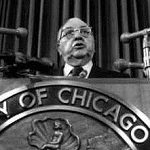 Chicago Mayor Richard J. Daley